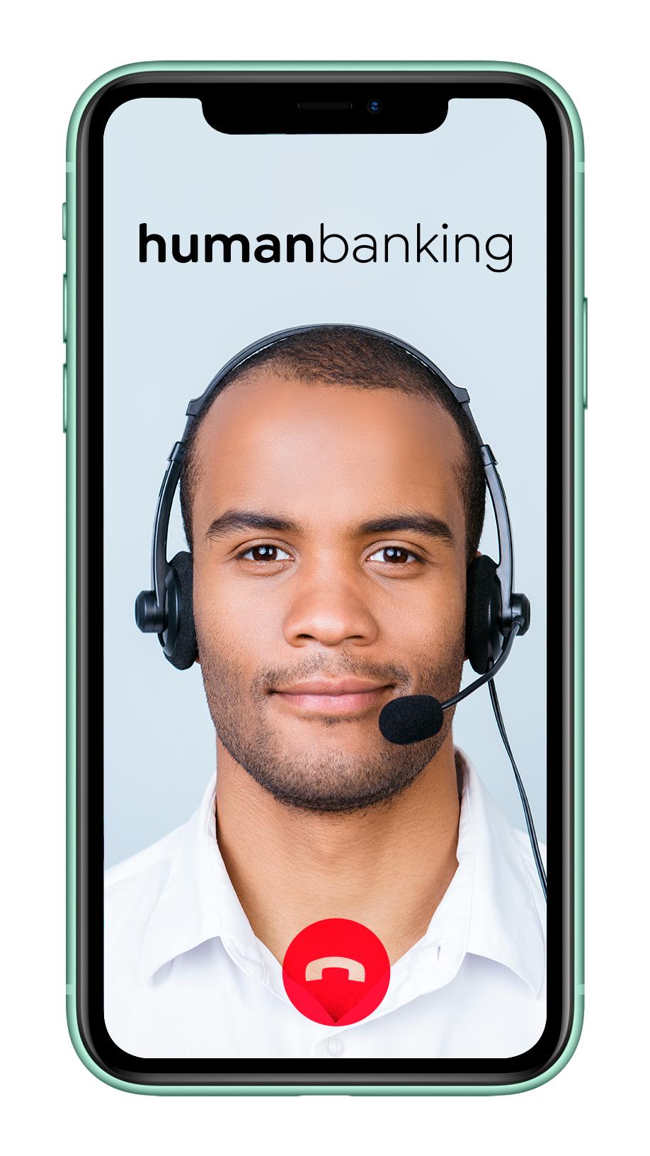 Tecnología HumanBanking